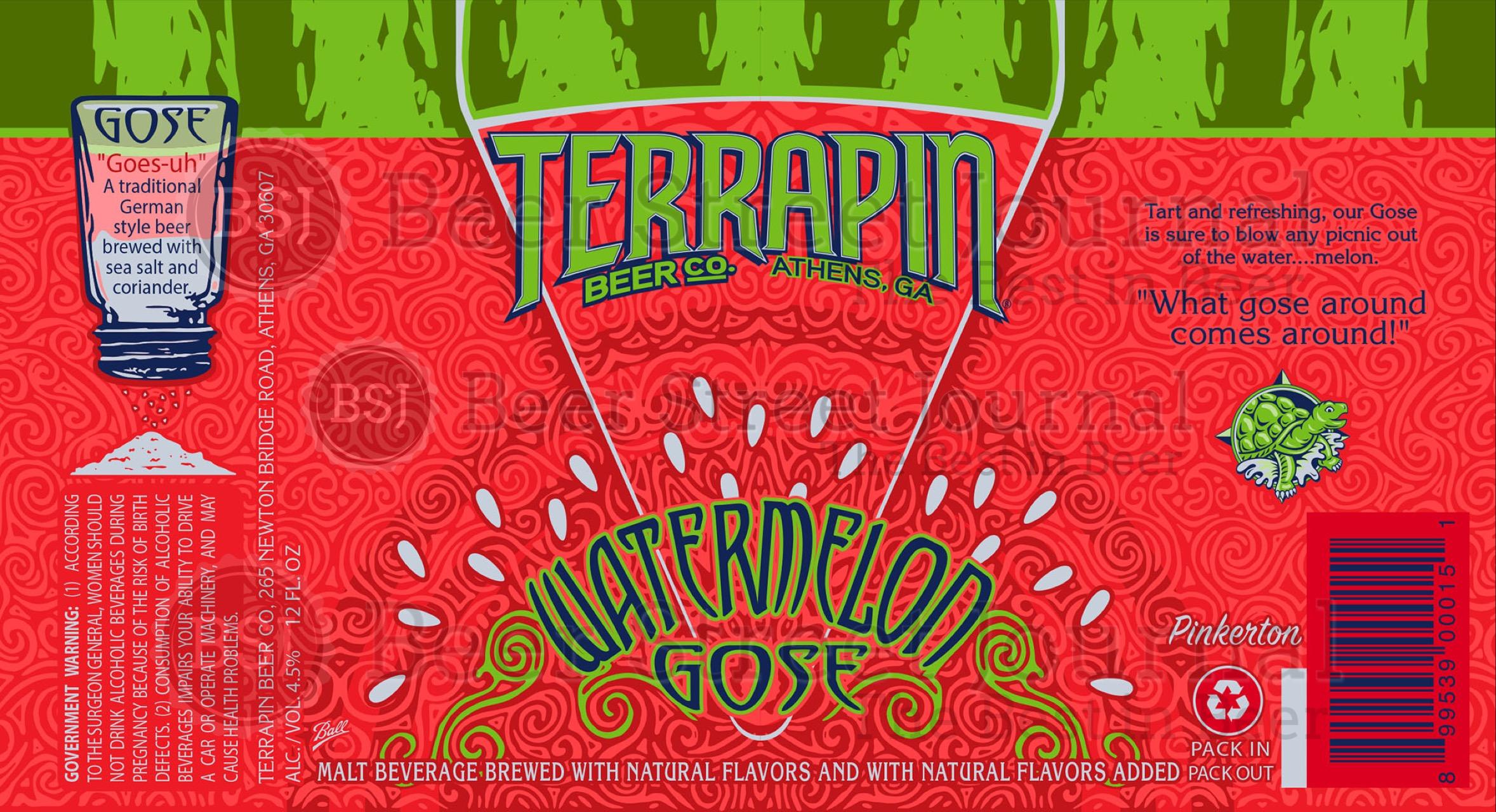 terrapin watermelon gose