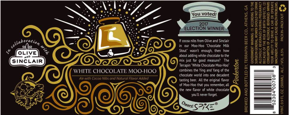 Terrapin White Chocolate Moo-Hoo 2017