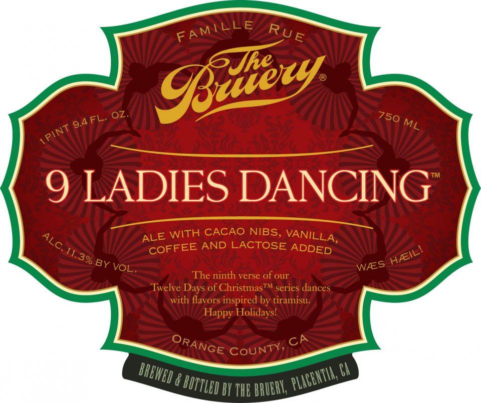 The Bruery 9 Ladies Dancing