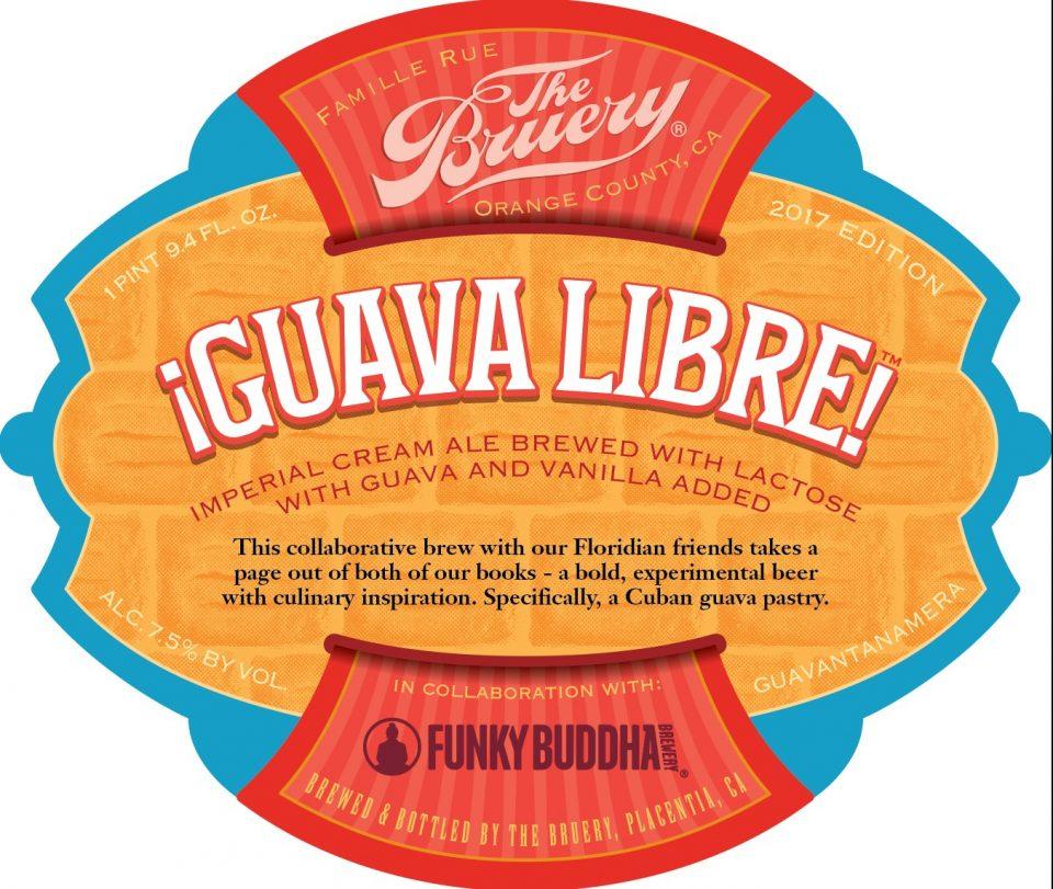 The Bruery Guava Libre