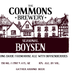 The Commons Brewery Boysen