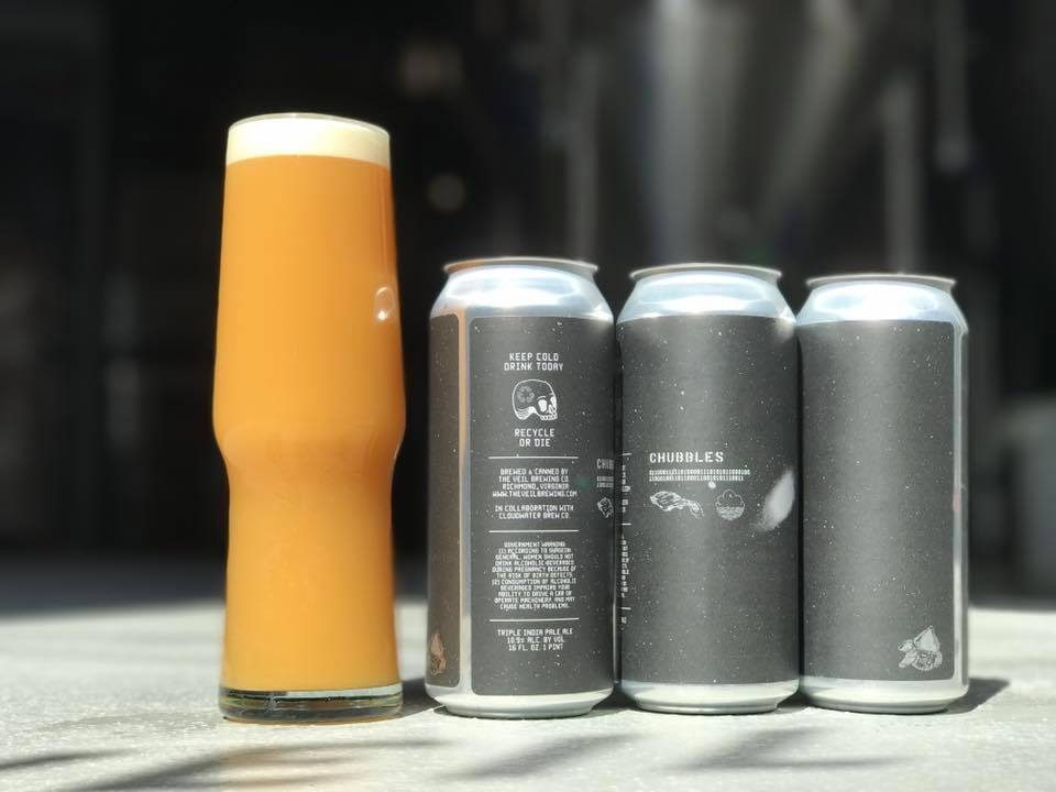 The Veil Brewing Chubbles