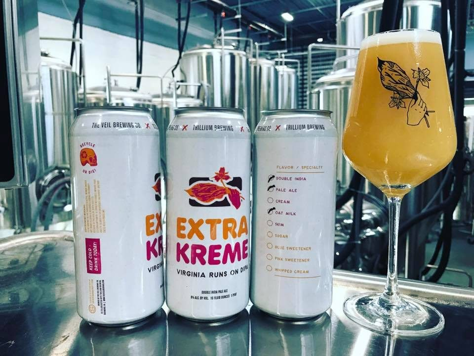 The Veil Brewing Extra Kreme