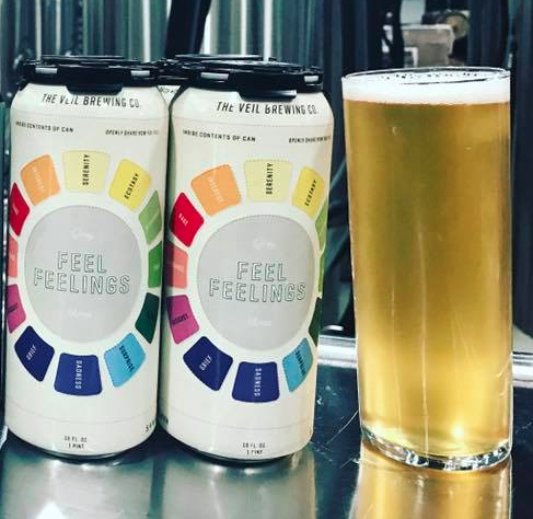 The Veil Brewing Feel Feelings