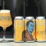 The Veil Brewing Henry from Monkish