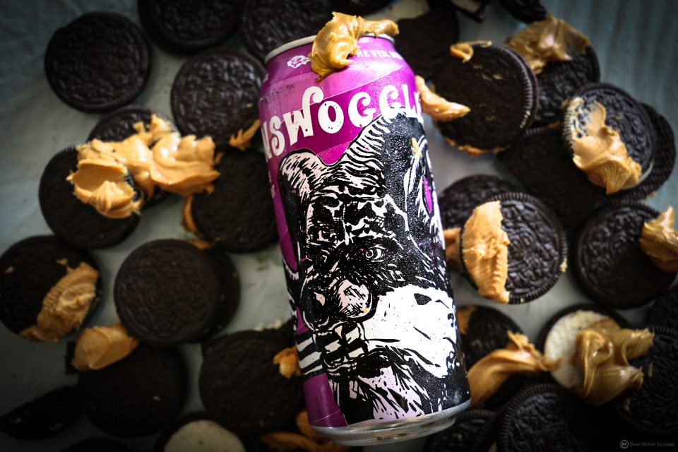 The Veil Brewing Hornswoggler Oreos Peanut Butter