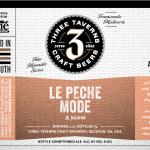 Three Taverns Le Peche Mode