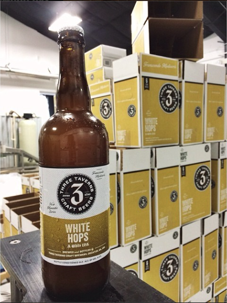 Three Taverns White Hops 750s