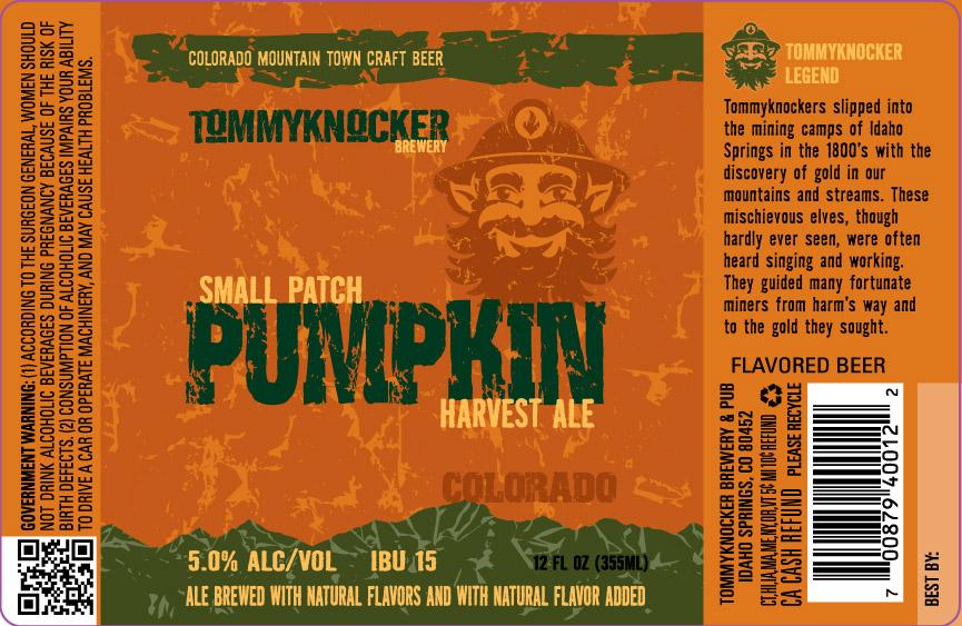 pumpkin ale heb