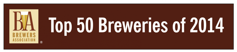 Top 50 Breweries 2014