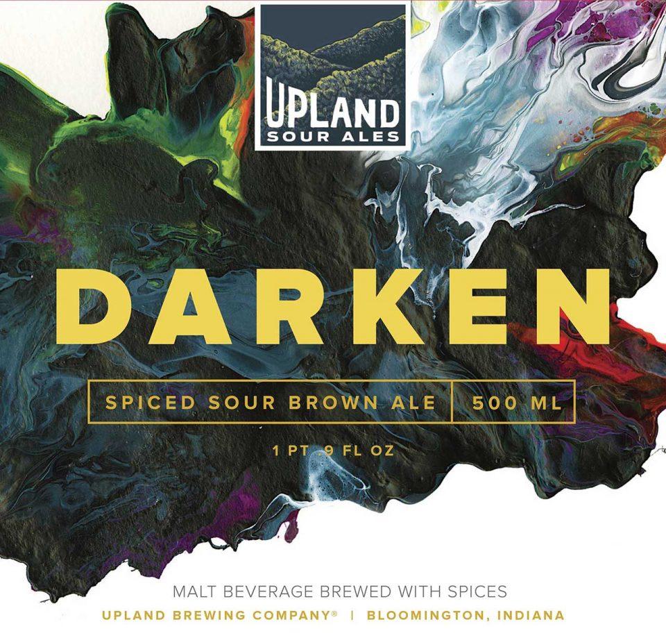 Upland Darken Spiced Sour Brown Ale