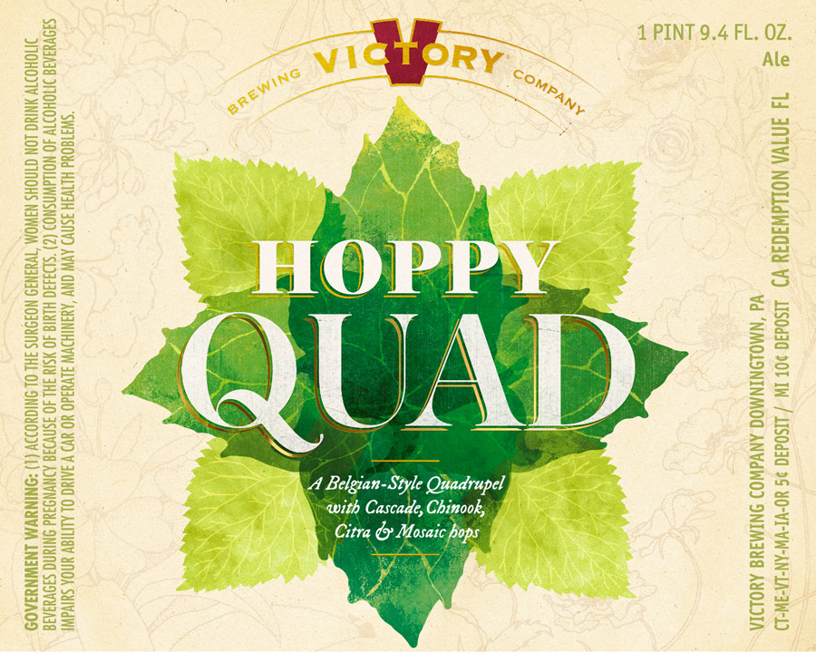 Victory Hoppy Quad