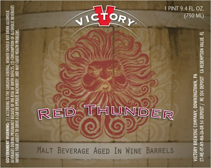 Victory Red Thunder