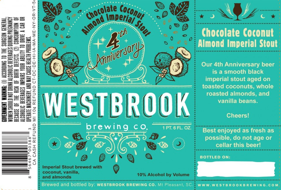 Westbrook 4th Anniversary