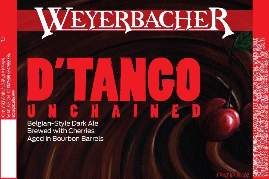 Weyerbacher D'Tango Unchained
