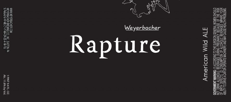 Weyerbacher Rapture