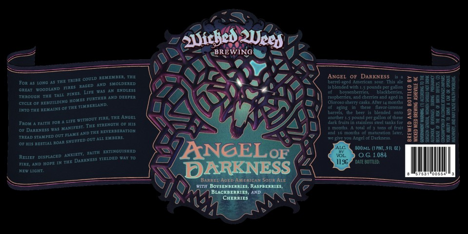 Wicked Weed Angel of Darkness