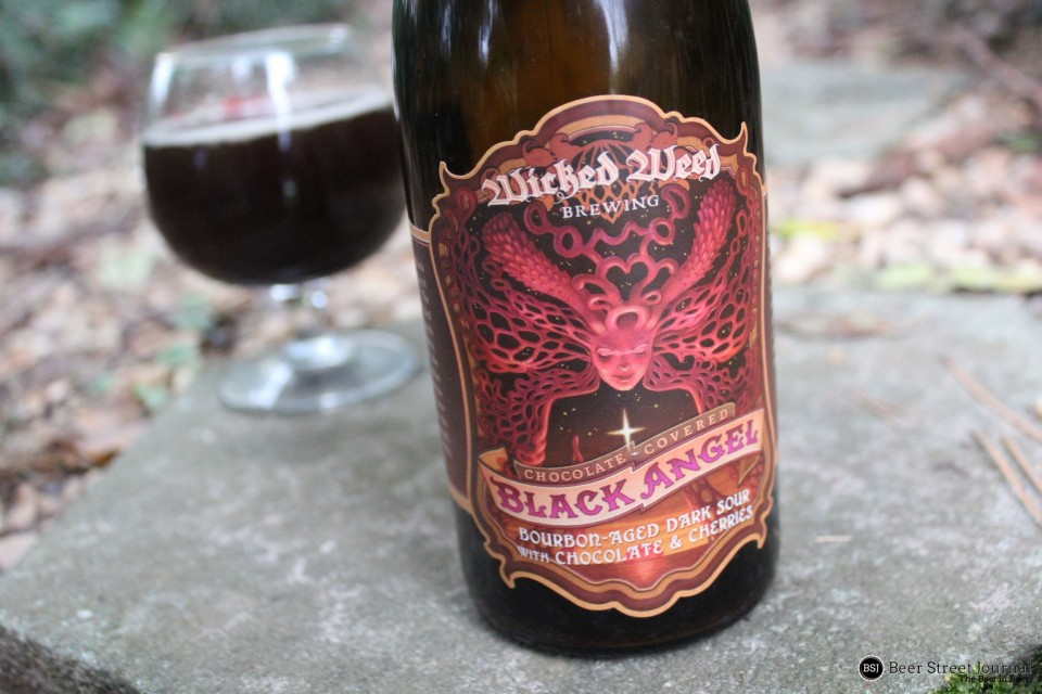 Wicked Weed Chocolate Covered Black Angel