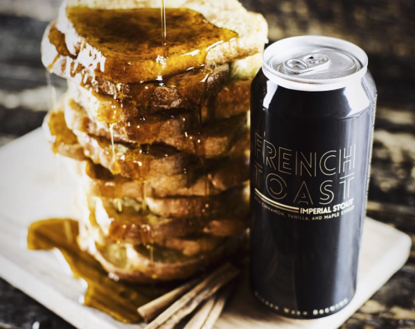 Wicked Weed French Toast Imperial Stout Cans Debut This