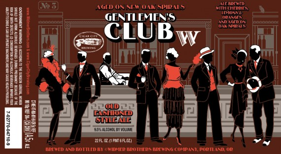 Widmer Brothers Gentleman's Club