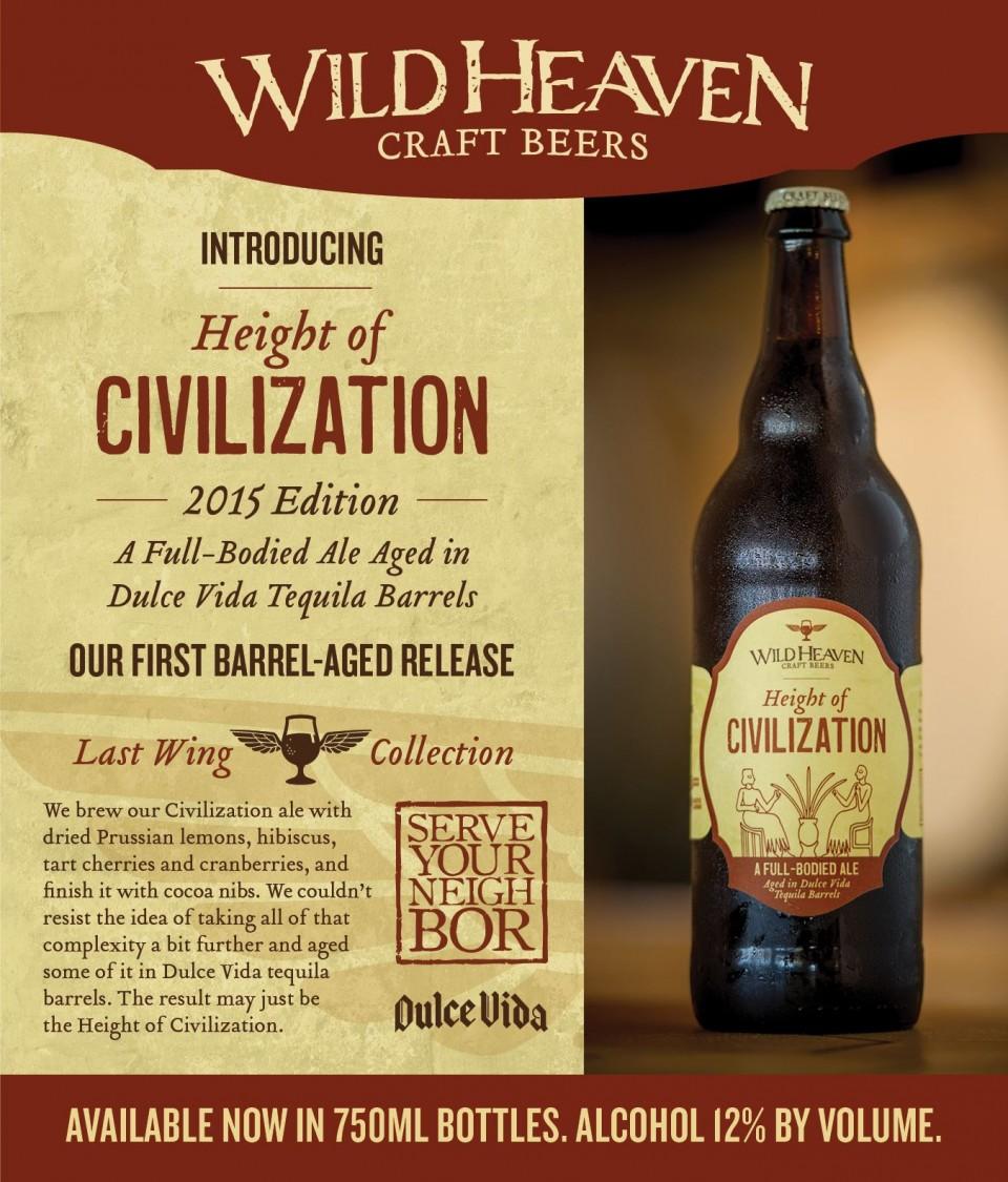 Wild Heaven Height of Civilization
