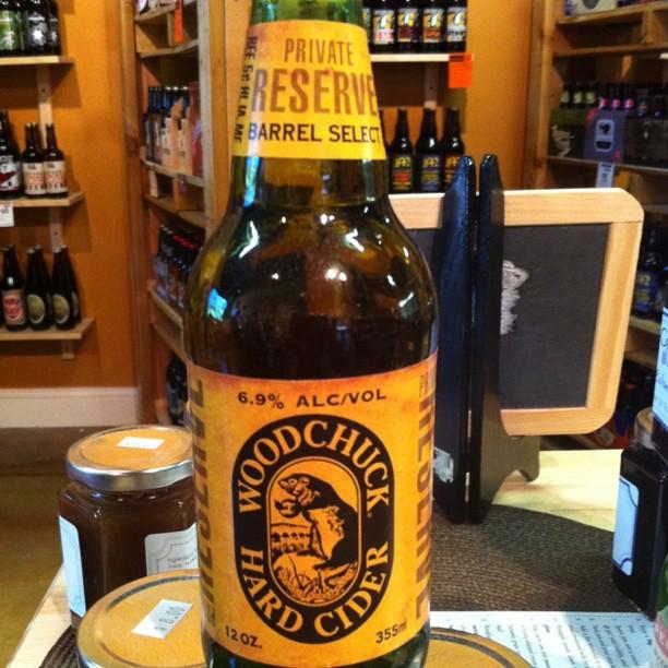 Woodchuck Bourbon Cider