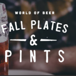 World of Beer Fall Plates