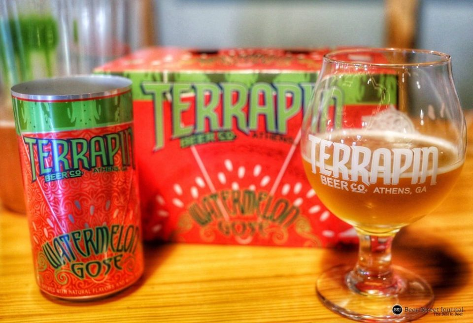 Terrapin Watermelon Gose cans
