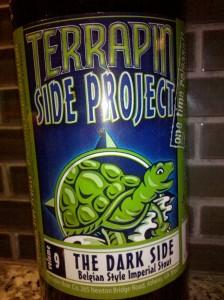 Terrapin Dark Side Bottle