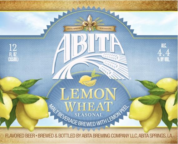 Abita Lemongrass Wheat