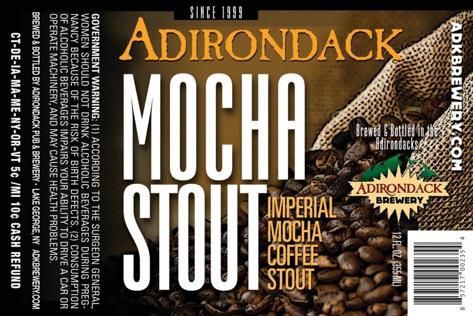 Adirondack Mocha Stout