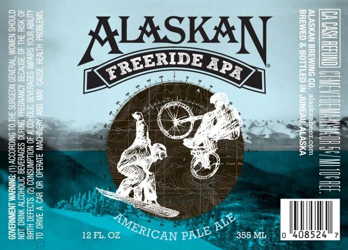 Alaskan Free Ride APA