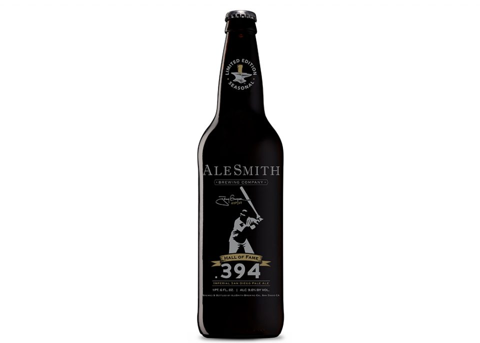 AleSmith Hall of Fame Imperial San Diego Pale Ale