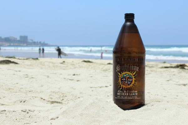 Alesmith Sublime Mexican Lager 40oz