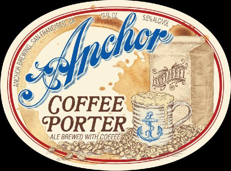 Anchor Coffee Porter