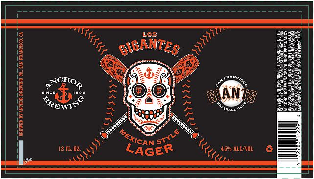 Anchor Los Gigantes Mexican Style Lager