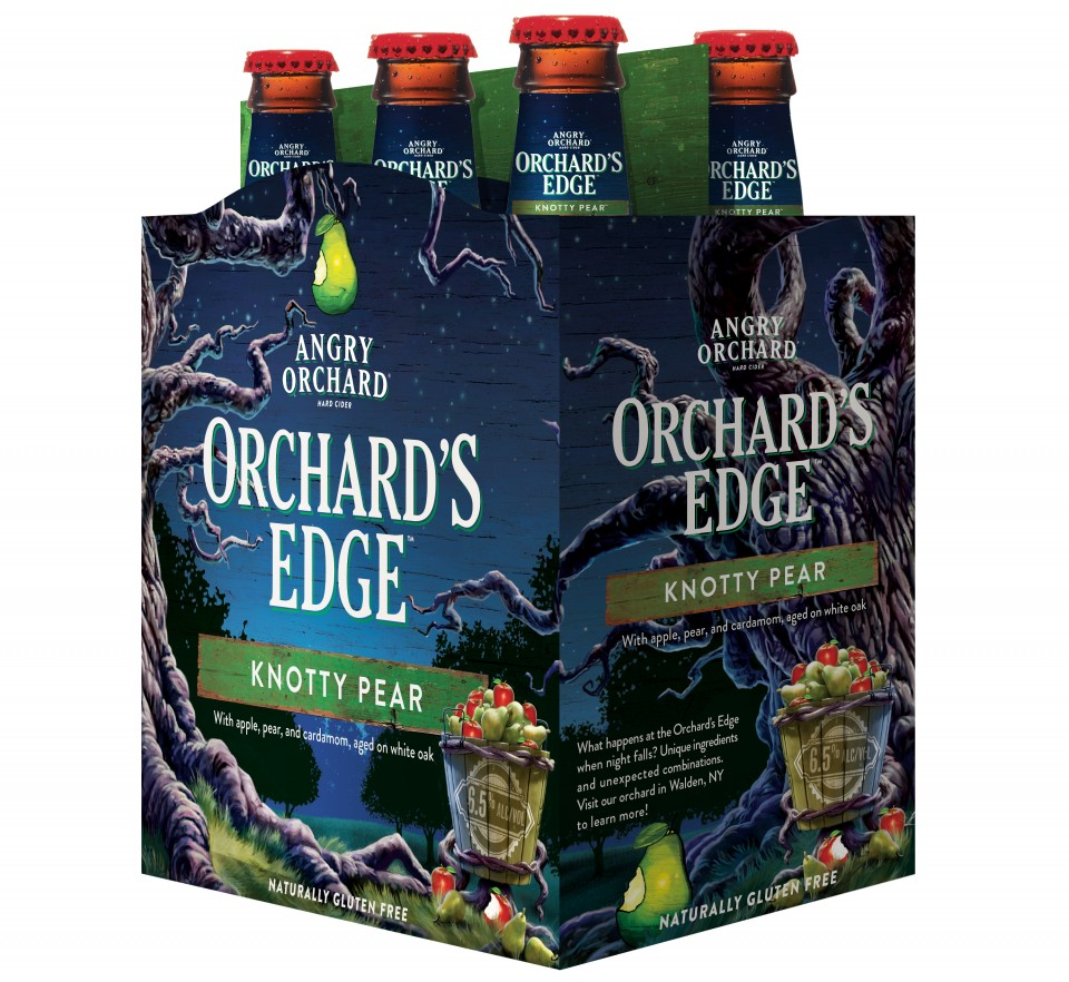 Angry Orchard Knotty Pear