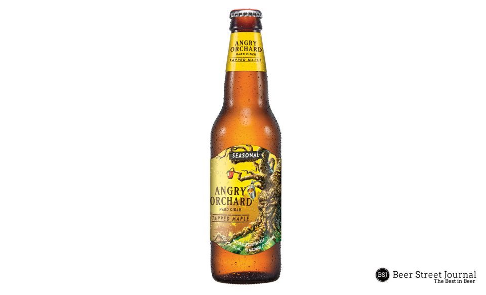 Angry Orchard Tapped Maple