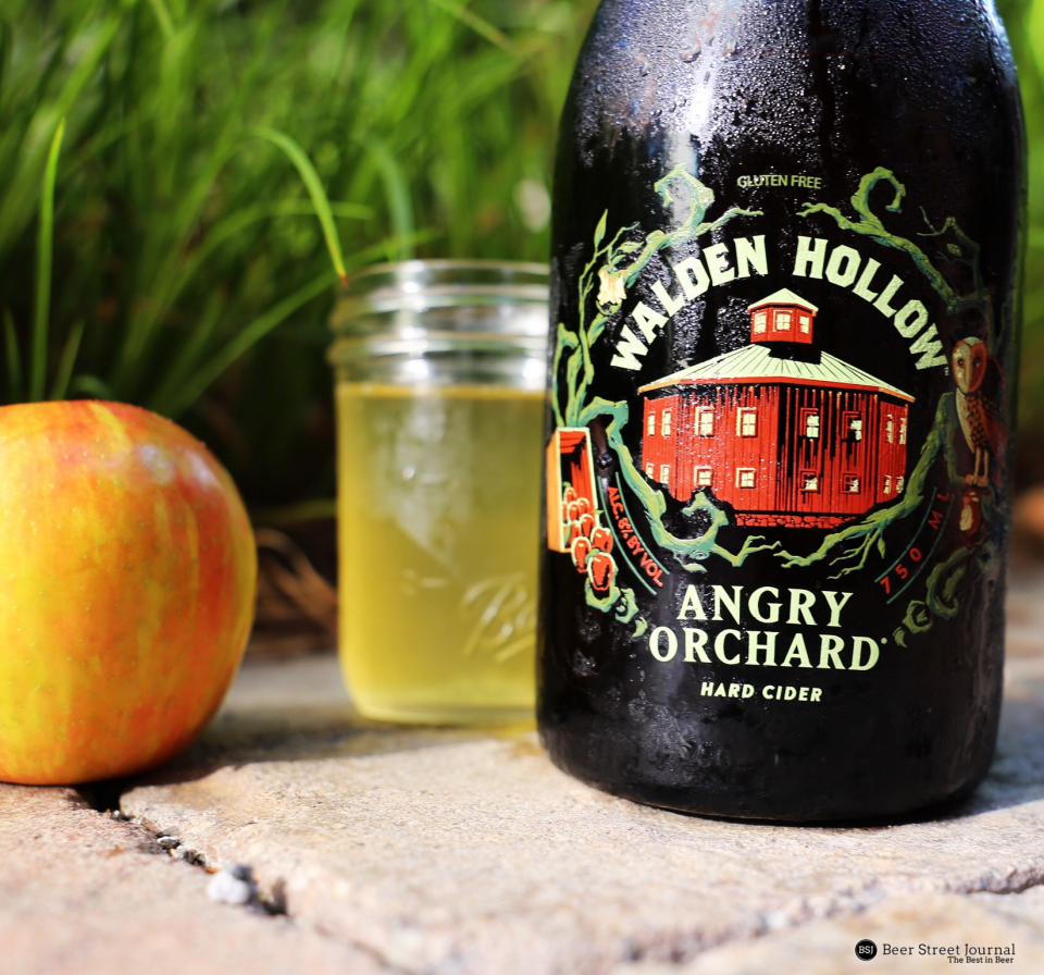 Angry Orchard Walden Hollow