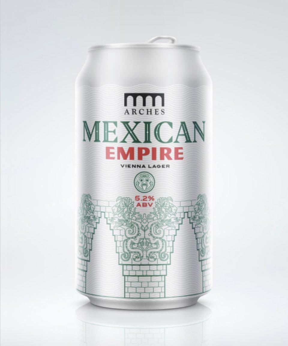 Arches Mexican Empire