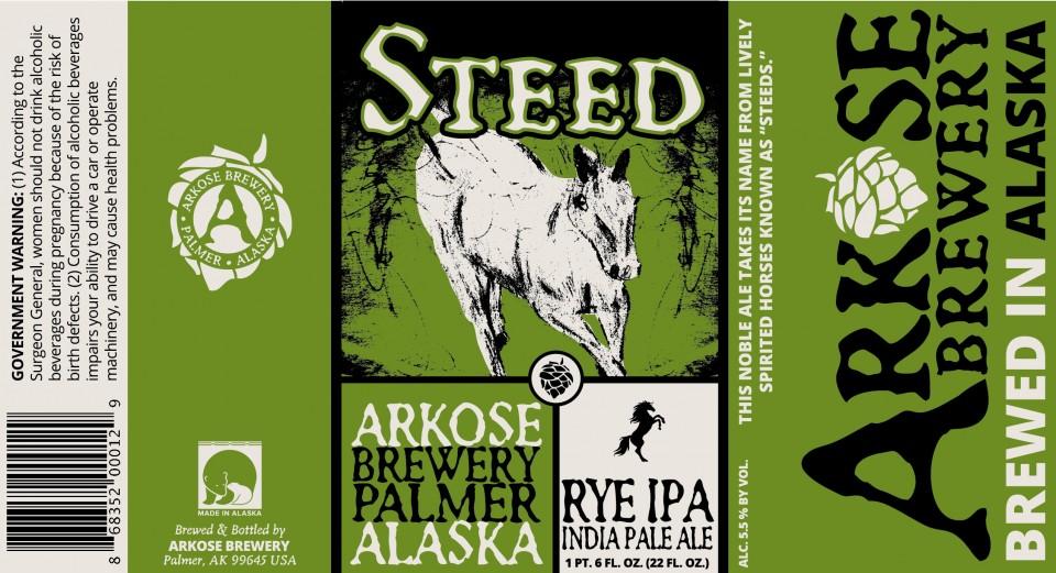 Arkose Brewery Rye IPA