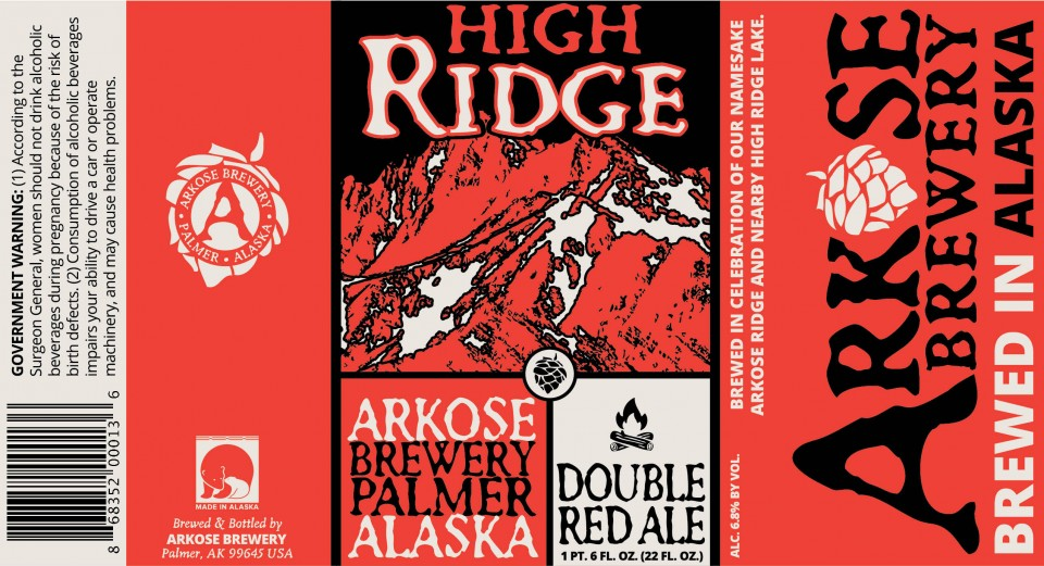 Arkose Double Red Ale