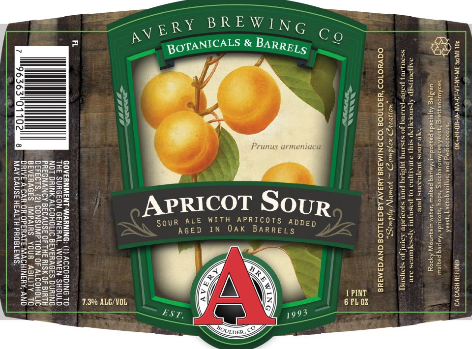 Avery Apricot Sour