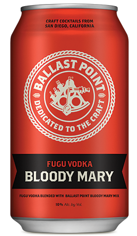 Ballast Point Fugu Vodka Bloody Mary
