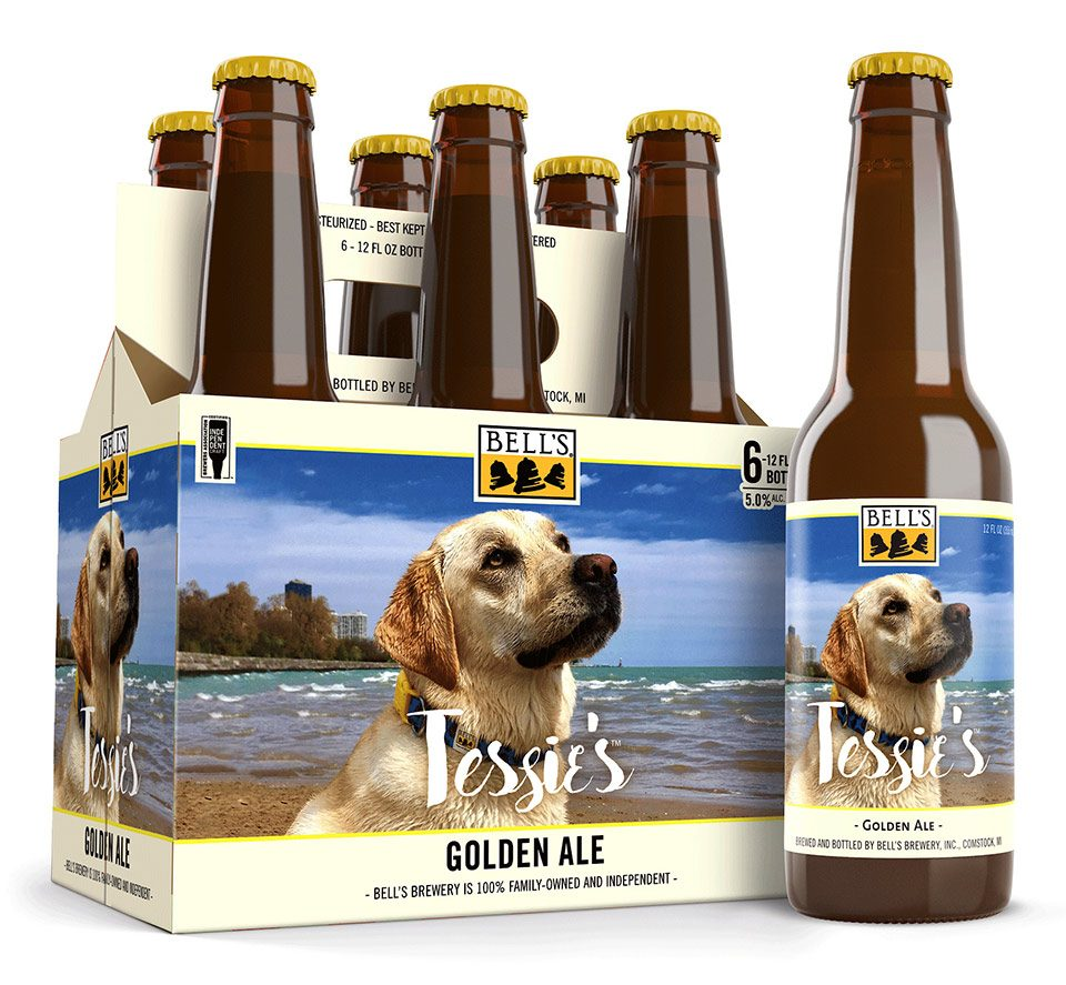 Bell's Tessie's Golden Ale