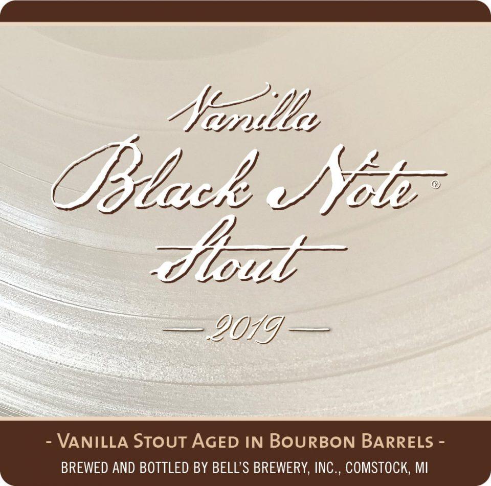 Bell's Vanilla Black Note Stout