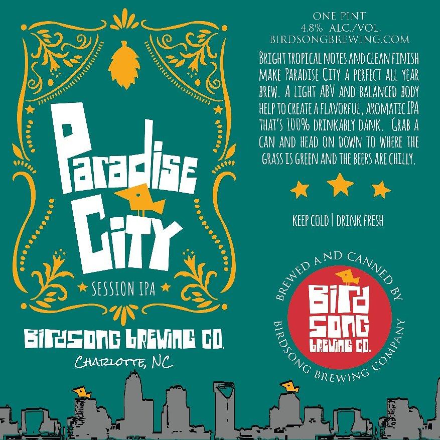 Birdsong Paradise City