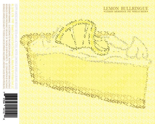 Bolero Snort Lemon Bullringue