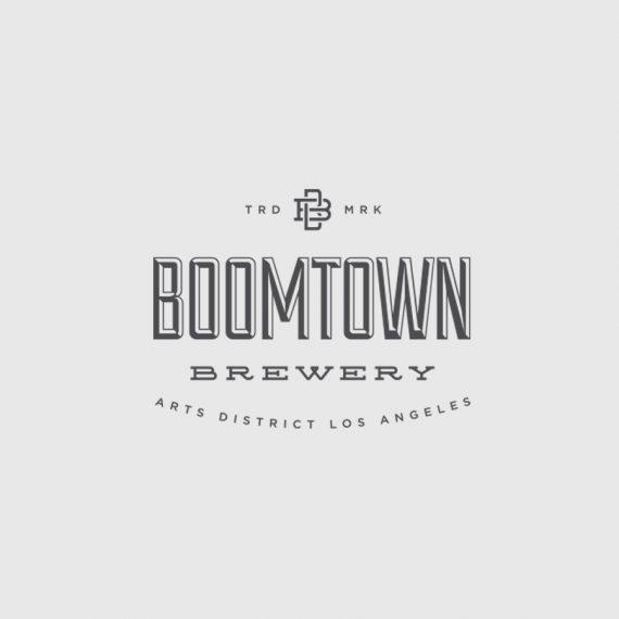 Boomtown Brewery Logo