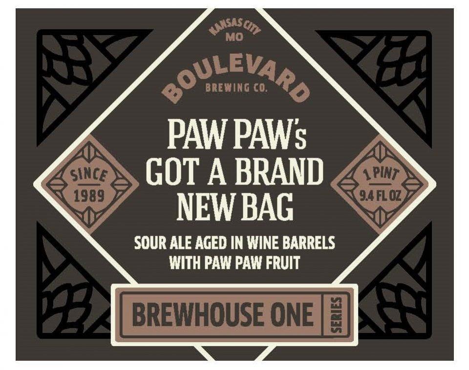 Boulevard Paw Paw's Got a Brand New Bag